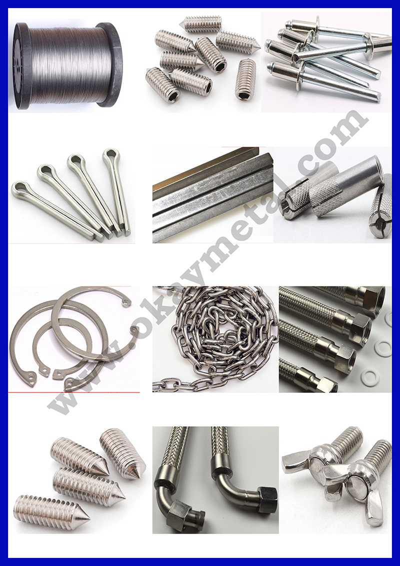Aluminium Steel Core Galvanized Pressed Wire Rope Sling with China ...